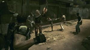скриншот Resident Evil 5 HD PS4 #2