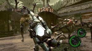 скриншот Resident Evil 5 HD PS4 #5