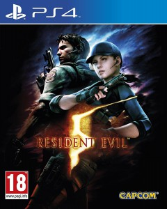 игра Resident Evil 5 HD PS4