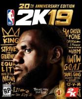 Игра Ключ для NBA 2K19 20th Anniversary Edition