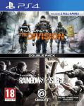 игра Tom Clancy's Rainbow Six: Siege + Division (PS4, русская версия)