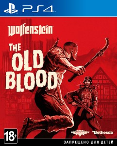 игра Wolfenstein: The New Order + Wolfenstein: The Old Blood (PS4, русские субтитры)
