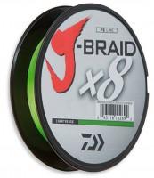 Шнур Daiwa J-Braid X8 0,10mm 150m chartreuse (12750-010)