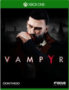 игра Vampyr Xbox ONE