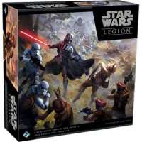 Настольная игра Fantasy Flight Games 'Star Wars: Legion' (3026)