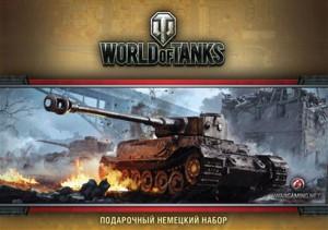 фото Настольная игра Wargaming 'Мир танков (World of Tanks)'. Подарочный немецкий набор. 5-е издание (1825) #2