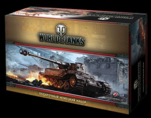 фото Настольная игра Wargaming 'Мир танков (World of Tanks)'. Подарочный немецкий набор. 5-е издание (1825) #4