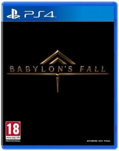 игра Babylon's Fall PS4