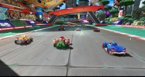 скриншот Team Sonic Racing PS4 - Русская версия #11