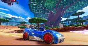 скриншот Team Sonic Racing PS4 - Русская версия #10