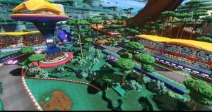 скриншот Team Sonic Racing PS4 - Русская версия #3