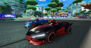скриншот Team Sonic Racing PS4 - Русская версия #2