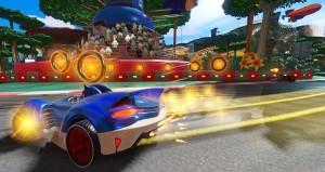 скриншот Team Sonic Racing PS4 - Русская версия #5