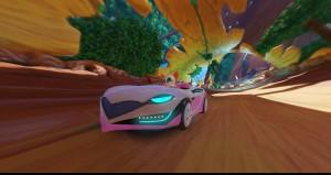 скриншот Team Sonic Racing PS4 - Русская версия #8