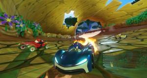 скриншот Team Sonic Racing PS4 - Русская версия #4