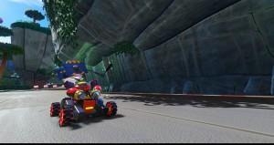 скриншот Team Sonic Racing PS4 - Русская версия #12
