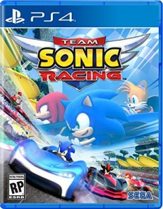 игра Team Sonic Racing PS4 - Русская версия