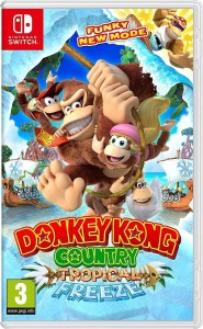 игра Donkey Kong Country: Tropical Freeze Nintendo Switch