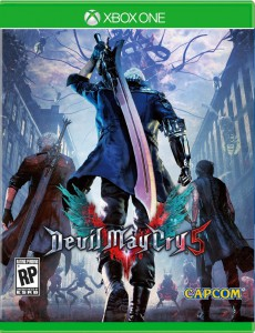 игра Devil May Cry 5  Xbox One