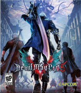 Игра Ключ для Devil May Cry 5 - RU