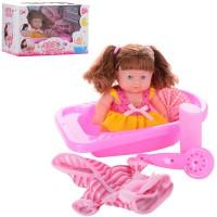 Кукла с ванночкой 'Baby MayMay' (222-B)