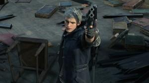 скриншот Devil May Cry 5 PS4 - Русская версия #6