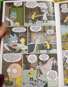 фото страниц Рик и Морти (суперкомплект из 2 книг) #3