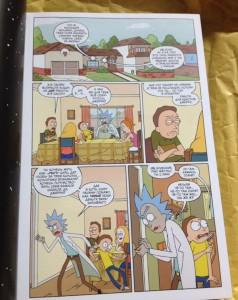 фото страниц Рик и Морти (суперкомплект из 2 книг) #4