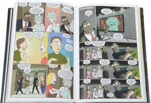 фото страниц Рик и Морти (суперкомплект из 2 книг) #8