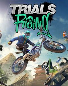 игра Trials Rising Switch
