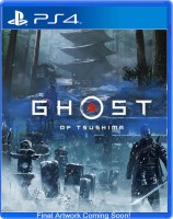 игра Ghost of Tsushima PS4