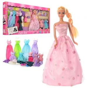 Кукла DEFA с нарядами (8193)
