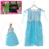 Кукла Defa Lucy с платьем для девочки (8333)