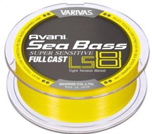 Шнур Varivas New Sea Bass PE Sensitive Fullcast 200m #1,2 (РБ-722504)