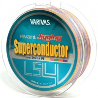 Шнур Varivas Super Conductor PE LS4 300m #2,5 (РБ-711435)