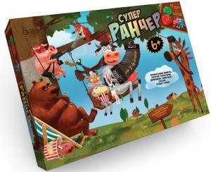 Игра настольная Danko Toys 'Супер Ранчер' (8343DT)