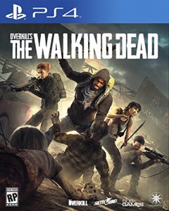 игра Overkill's The Walking Dead PS4 - русская версия