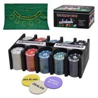 Настольная игра `Покер` (3896B)