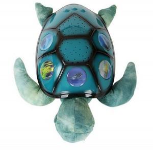 фото Ночник - проектор звездное небо 'Черепаха'(XC-3) #5