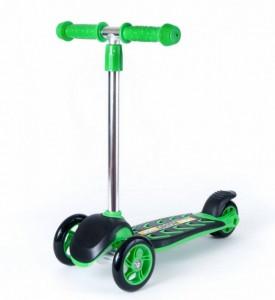 Самокат Орион (Зелёный) (00164Green)