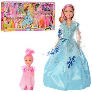 Кукла с нарядом   (988A)