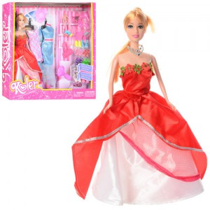 Кукла с нарядом   (A86963)