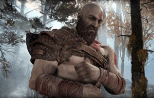 скриншот God of War PS4 - Русская версия #6