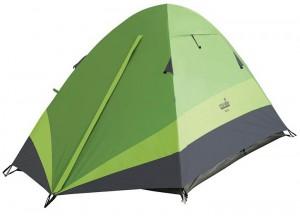 Палатка 2-х местная Norfin  Roach 2  4000мм / FG / 215+(50)Х135х115см / NF (NF-10105)