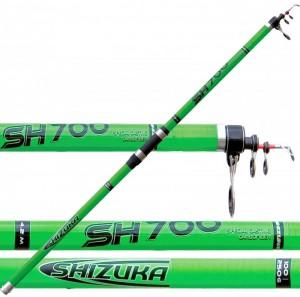 Удилище сёрфовое Lineaeffe Shizuka SH700 WTG 4.5м 100-250гр (S2501042)