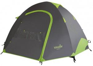 Палатка 2-х местная Norfin  Smelt 2 Alu 4000мм / AL / (60)+140+(60)Х 215х120см / NF (NF-10301)
