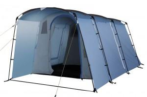 Палатка 4-х местная Norfin  Malmo 4 4000мм / FG / 205+(80+40)Х260х190см / NFL (NFL-10207)
