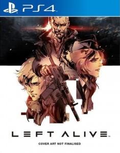 игра Left Alive PS4