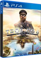 игра Tropico 6 PS4
