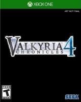 игра Valkyria Chronicles 4 (Xbox One)